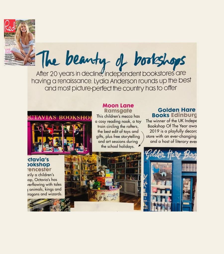 Red Magazine May 2020 Moon Lane Ramsgate